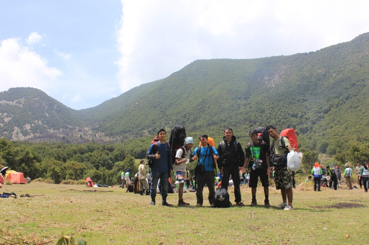 Pondok Selanda Camping Ground