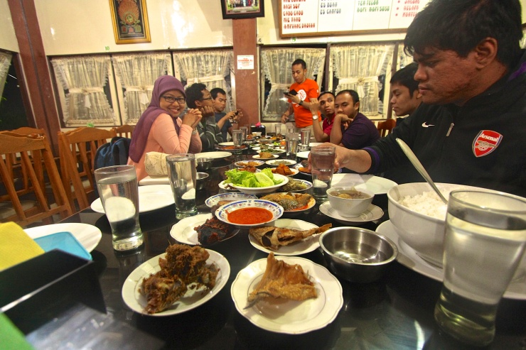 Hidangan Lain di Gon Raya