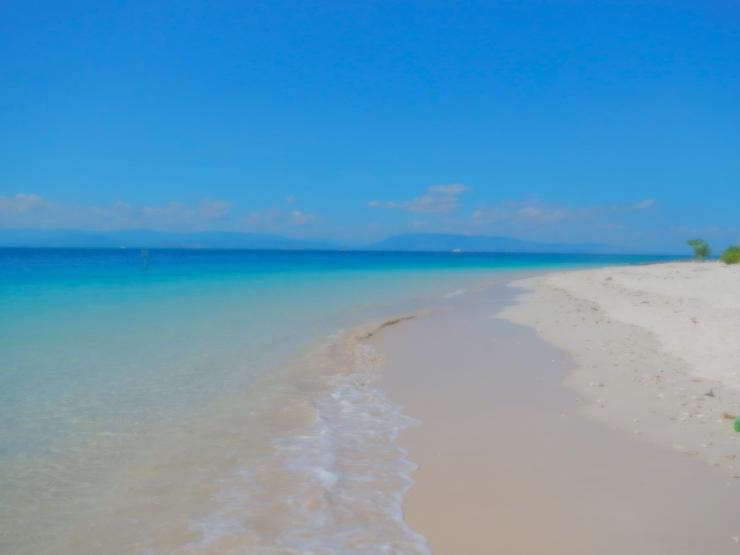 Beach of Gili Kondo