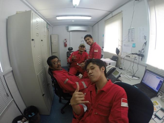 Service Company Room