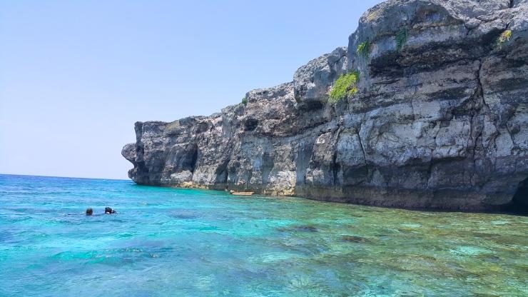 Mola-Mola Point in Pulau Kambing